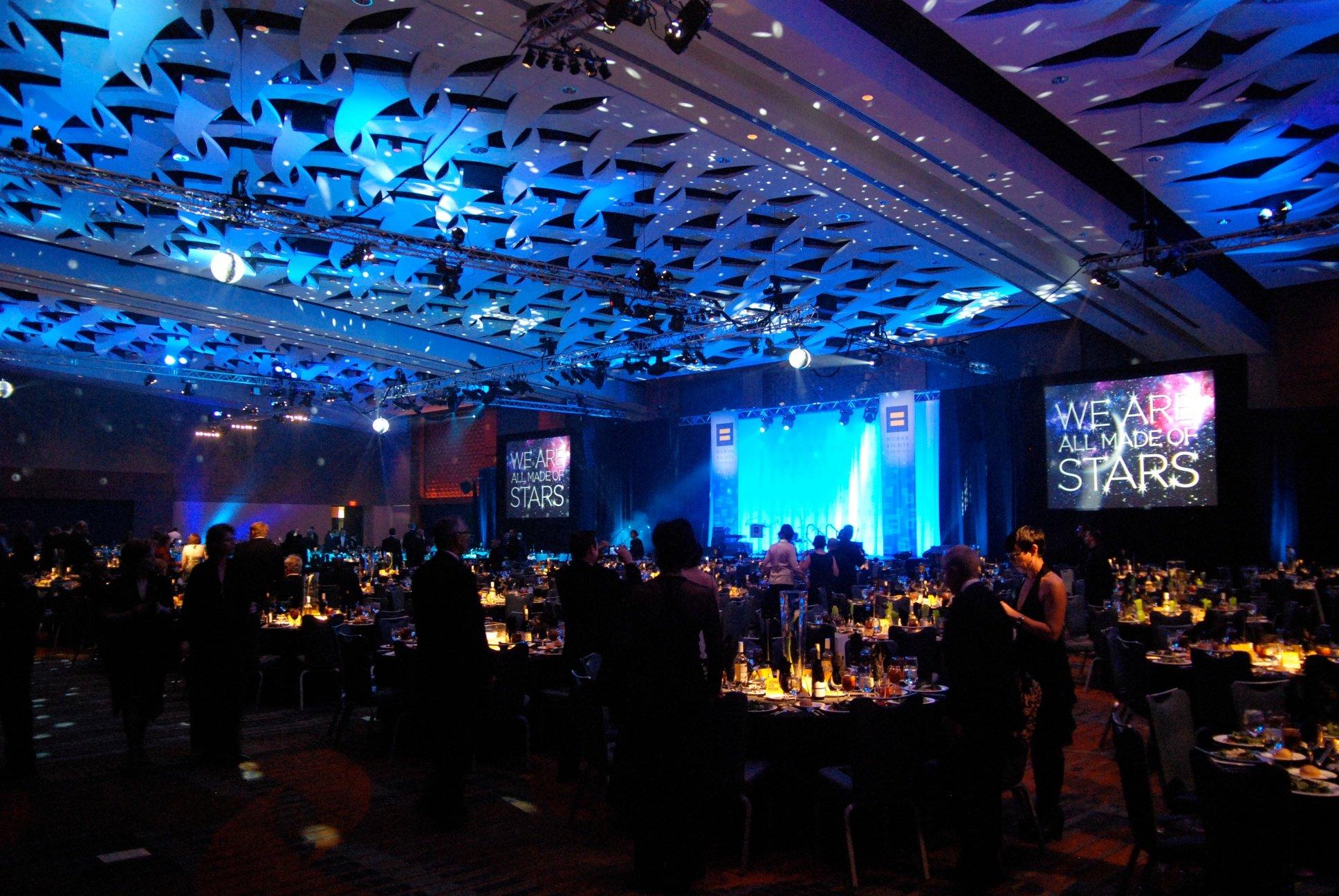 Large Banquet Fundraiser